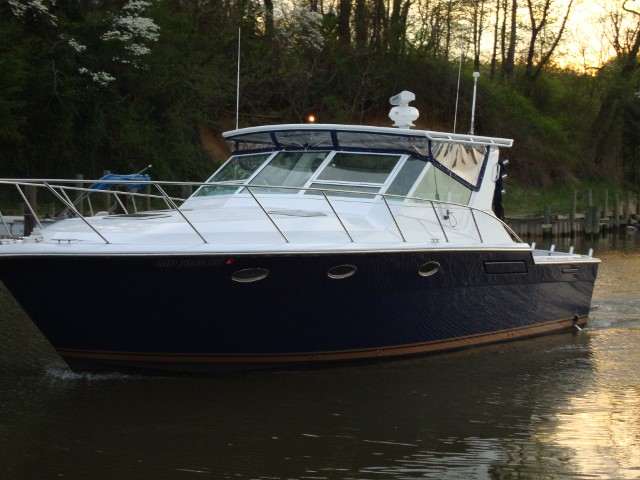 Beautiful Boat Cleaning in Chesapeake Beach, Maryland