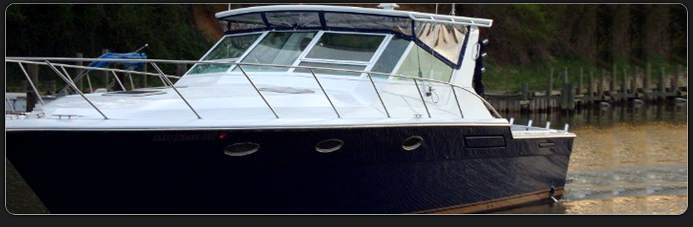 Fiberglass Boat Repair in Chesapeake Beach, MD